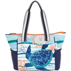 Paul Brent Seaside Treasures Beach Bag Tote