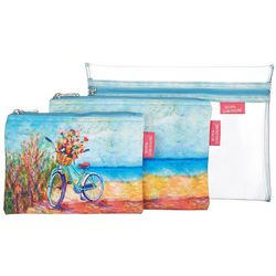Leoma Lovegrove Beach 'N Ride Cosmetic Bag Set