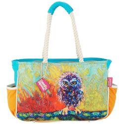 Leoma Lovegrove Knock Knock Beach Bag Tote
