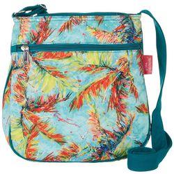 Leoma Lovegrove Palms Away Quilted Crossbody Handbag