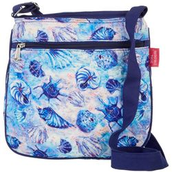 Leoma Lovegrove Beachcombers Quilted Crossbody Handbag