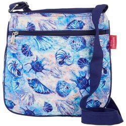 Leoma Lovegrove Beachcombers Quilted Crossbody Handbag