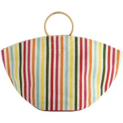Striped Nana Beach Tote