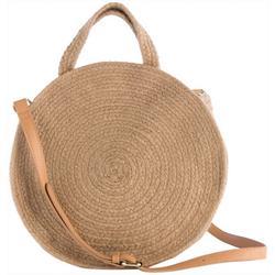 Bali Eden Round Crossbody Handbag