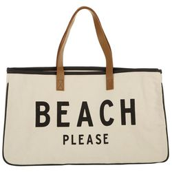 Santa Barbra Design Studio Beach Please Beach Bag Tote