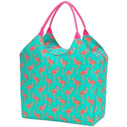 Viv & Lou Tickled Pink Beach Bag