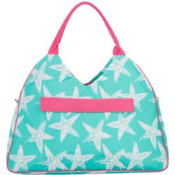 Viv & Lou Sea Star Beach Bag Tote