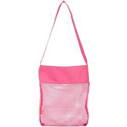 Viv & Lou Small Mesh Beach Bag