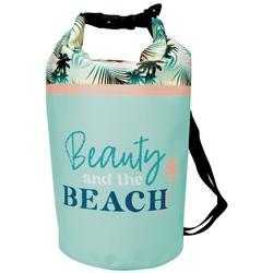 Juice Box Beauty & The Beach Waterproof Dry Bag 10L