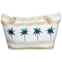 Parade Street Products Beach Break Palm Tree Tote