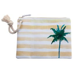 Parade Street Products Palm Tree Wristlet