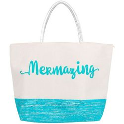 Dennis East Mermazing Tote Handbag