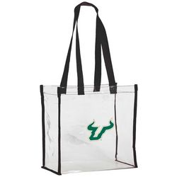 USF Bulls Clear Stadium Tote By DESDEN