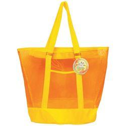 DM Merchandising Large Mesh Tote Handbag
