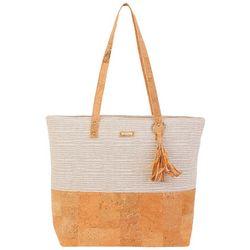 Sun N' Sand Matira Tote Handbag