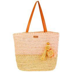 Sun N' Sand Grace Shoulder Tote Handbag