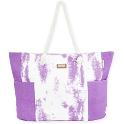 Tie Dye Beach Bag Tote