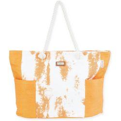 Sun N' Sand Tie Dye Beach Bag Tote