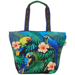Guy Harvey Island Beauties Shoulder Tote Handbag