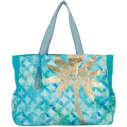 Paul Brent St. Croix Oversized Palm Beach Bag Tote
