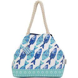 Sun N' Sand Fish Gap Tote Bag