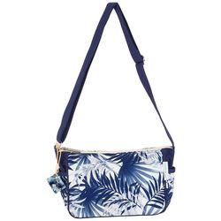 Caribbean Joe Fern Cascade Crossbody Handbag