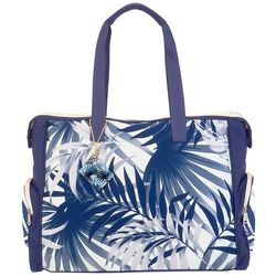 Caribbean Joe Fern Cascade Beach Bag Tote
