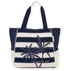 Caribbean Joe Paradise Palm Beach Bag Tote