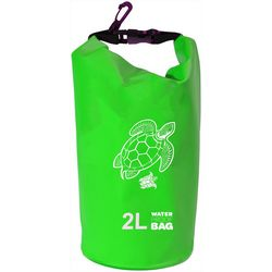 Nupouch 2L Sea Turtle Print Waterproof Dry Bag