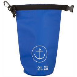 Nupouch 2L Anchor Print Waterproof Dry Bag