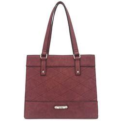 Nicole Miller New York Tabitha Tote Handbag
