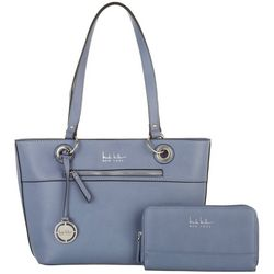 Nicole Miller New York Olivia 2-In-1 Tote Handbag