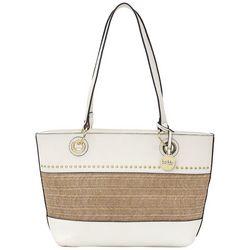 Nicole Miller New York Paradise Tote Handbag