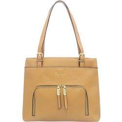 Nicole Miller New York Brenda Shopper Tote Handbag