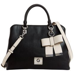 G by Guess Jayda Colorblock Carryall Satchel Handbag