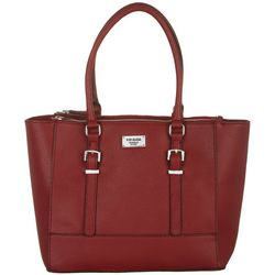 G by Guess Frieda Pebble Tote Handbag