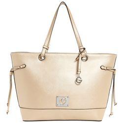 G by Guess Buena Park Large Tote Handbag