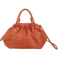 Urban Expressions Soft Pouch Framed Crossbody Handbag