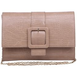 Valerie Vegan Crocodile Crossbody Handbag