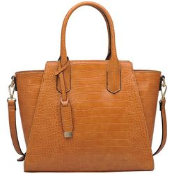 Laurene Crocodile Tote Handbag