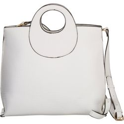 Moda Luxe Sienna Circle Satchel Handbag