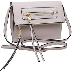 Moda Luxe Ellie Tassel Crossbody Bag