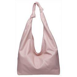 Moda Luxe Sloan Knotted Hobo Handbag