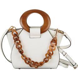 Moda Luxe Calypso Crossbody Handbag