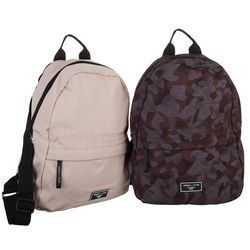 Kendall + Kylie 2-Pk. Solid & Camo Backpacks
