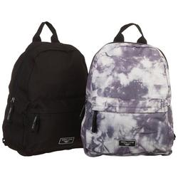 2-Pk. Two-Tone Backpack & Pouch