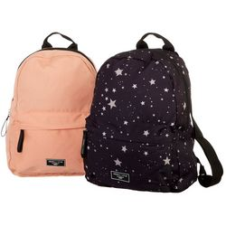 Kendall + Kylie 2-Pk. Starry & Solid Backpacks