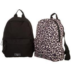 2-Pk. Cheetah Backpack & Pouch