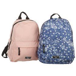Kendall + Kylie 2-Pk. Star & Solid Backpacks