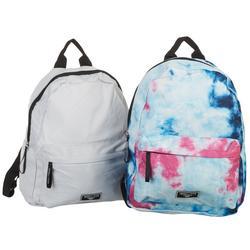 2-Pk. Tie-Dye Backpack & Pouch